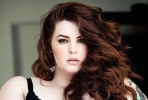 Tess Munster - plus size first lady