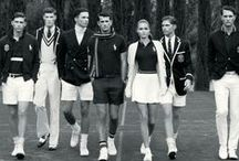 Let's go down to the tennis court / by Spencer Lagerfeld