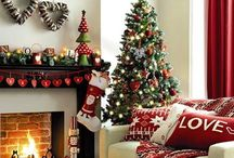 """Everything Christmas! / """"It is Christmas in the heart that puts Christmas in the air"""" - W. T. Ellis"""