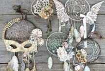 Wind Chimes and Dream Catchers