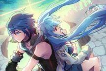 3 Anime Couple