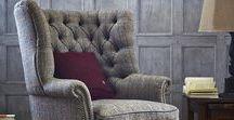 armchair / sillón / fotel