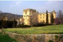 Allemagne en Provence / L'Ecrin du Verdon est situé à l'entrée du village. Découvrez son château et son artisanat d'art.