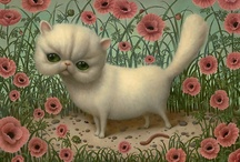 ARTYCATS / Cats in Art and Illustration / by Marci R.
