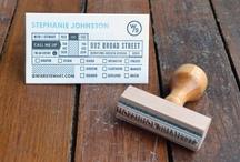 branding & stamping