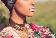 Wrap it Up / Turbans, Head wraps, and Head Scarfs / by Alesia Mercer