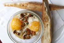 Classic French Food / Cuisine Bistrot à Paris et ailleurs