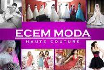 Corporate Board / Haute Couture wedding dress, party dress etc.
