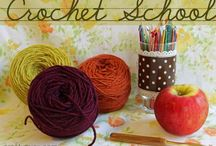 Charismatic Crochet / A place to put all my crochet patterns! / by Laurel Ritscher