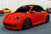 Love VW Beetles