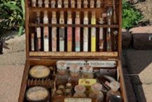 Apothecary Antiques / Images for what I'd like to see in my dispensary, portable and business.  / by Laurel Ritscher