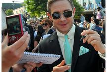 Martin Freeman / Martin Freeman the best actor there is! / by Uncle Waldo