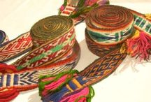 Winsome Weaving / Tablet, inkle, backstrap... Weaving time! / by Laurel Ritscher