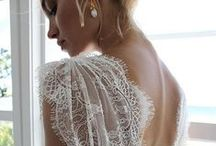 Sequins & Lace / Stunning dresses and bridal accessories.