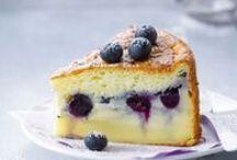 Recettes avec des bleuets - blueberries recipes www.lafruiteraie.com / Succulentes recettes avec des bleuets www.lafruiteraie.com