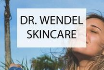 Dr. Wendel Skin Care Products / Providing you with an excellent skin care regimen, Dr. Wendel offers a wide variety of skin care products to nurture and protect your skin.