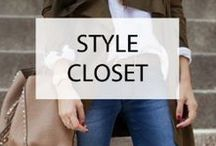 Style Closet / Whether it's girls night out, date night, or any occasion, our style closet is full of clothing we love.
