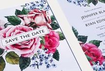 Vintage Rose / floral / pink / vintage - inspiration for the wedding suite - https://www.shortandsweetdesign.com/vintage-rose/