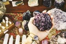 Healing Crystals / They're beautiful, and might just have a purpose too.