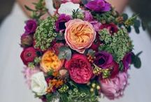 """Wedding Bouquets / A selection of beautiful wedding bouquets which range from boho inspired, winter inspired, summer inspired and more. We hope this helps to inspire what kind of beautiful and unique bouquet you'll be carrying down the aisle before your """"I Do's"""". To find out about our upcoming 2016 Vintage Chic Wedding Fairs, visit our website: http://www.vintagechicweddingfair.co.uk/"""