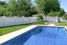 Residential Fencing / Chain Link Fence, Aluminum & Iron Fencing, Solar Gate Openers, Pool Safety Fence, Fence Repair