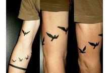 Special Tattoos / Hoş dövmeler