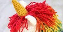 Knitting, Crochet, Felt, Sewing Craft