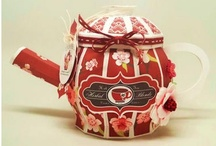 Coffee,Tea & Beverage Ideas / Products & projects for giving those coffee, tea and beverage themed gift items that warm the hearts of all! / by My Time Made Easy, LLC