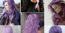 Lilac World / Lilac is my favourite color <3