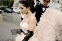 Watters Palm Springs / Brides in the Beautiful Palm Springs wedding gown by Watters