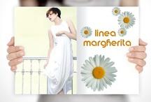 LINEA MARGHERITA  / Abbigliamento da Donna ti consiglia uno styling di tendenza dai colori ispirati alla semplicità del più bel fiore di primavera: la Margherita! Un'interessante combinazione di abiti e accessori, che vede l'innocenza e la delicatezza del bianco accompagnarsi all'allegria di un giallo solare.Quest'anno è tentato da un brillante giallo carico che profuma di limone e scalda come il sole. E con un tocco argento o oro, per uno styling veramente perfetto!