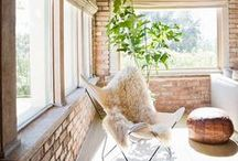 H O M E / Interior/exterior design inspirations