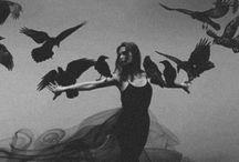 """""""The Solitude Of Ravens """" / """"Many keys, many doors."""""""