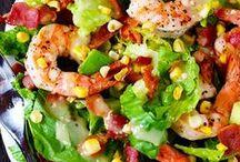 salade`s