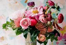 "F L O R A L S / Because who doesn't ""just because"" flowers?"