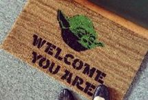 Star Wars DIY Projects / Can you make stuff? These DIY Star Wars projects and crafts are perfect for your home.
