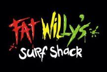 """The Surf Shack"" / Surf's up big kahuna"