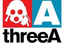 """""""ThreeA"""" / WWR."""
