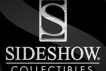 """Sideshow Collectibles"" /  Sideshow Collectibles is a specialty manufacturer of movie, film, television and proprietary collectible figures, statues and high end pieces."