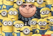 Minions / All those cute minion pictures