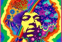 """""""Psychedelic Art"""" / Funkadelic"""