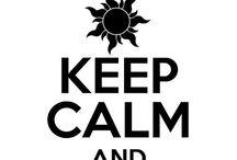 Keep Calm / Cute Keep Calms