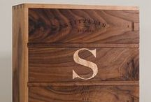 Signature Series - Artificer Wood Works / Artificer Wood Works Signature Series wine boxes are meticulous, one-of-a-kind works of art — custom engraved and inlaid especially for you.