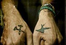 Tat it Up / Tattoos for men