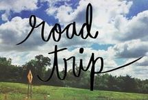 Trippin' / Road trips, wanderlust, places to go...you know, travel.
