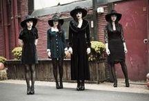 Goth and Alternative / Gothic and Alternative fashion (grunge, pastel goth)