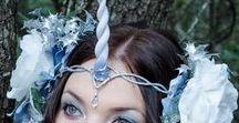 Headdress / Inspiration for headdress