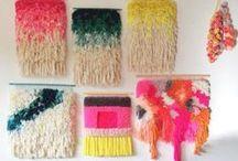 Textile // macrame, knots & weaving