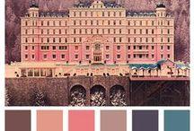 Inspiration // color vintage