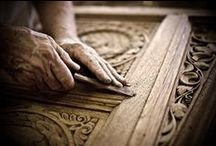 The beauty of wood... / Wood Art - Wood Furniture - Craftsmanship in Woodworking